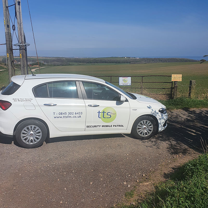 TTS FM SECURED NEW MOBILE PATROL SERVICES WITH THE NATIONAL TRUST