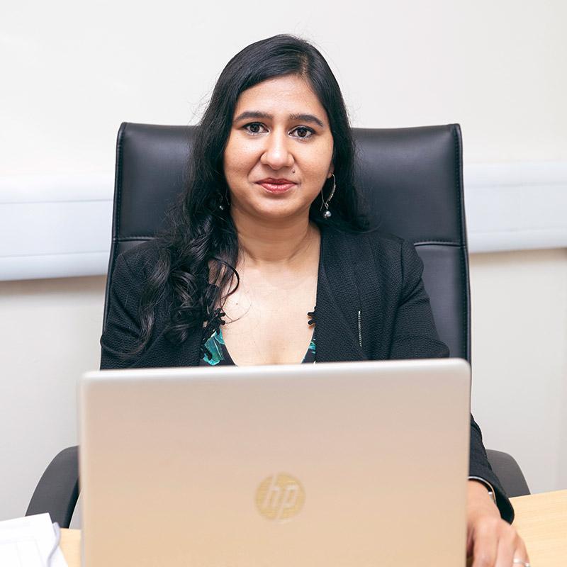 Neha Goyal – Finance Director (Board Director)