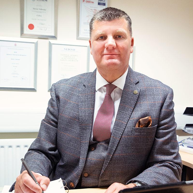Steve Yellowley – Director MSc (Board Director)
